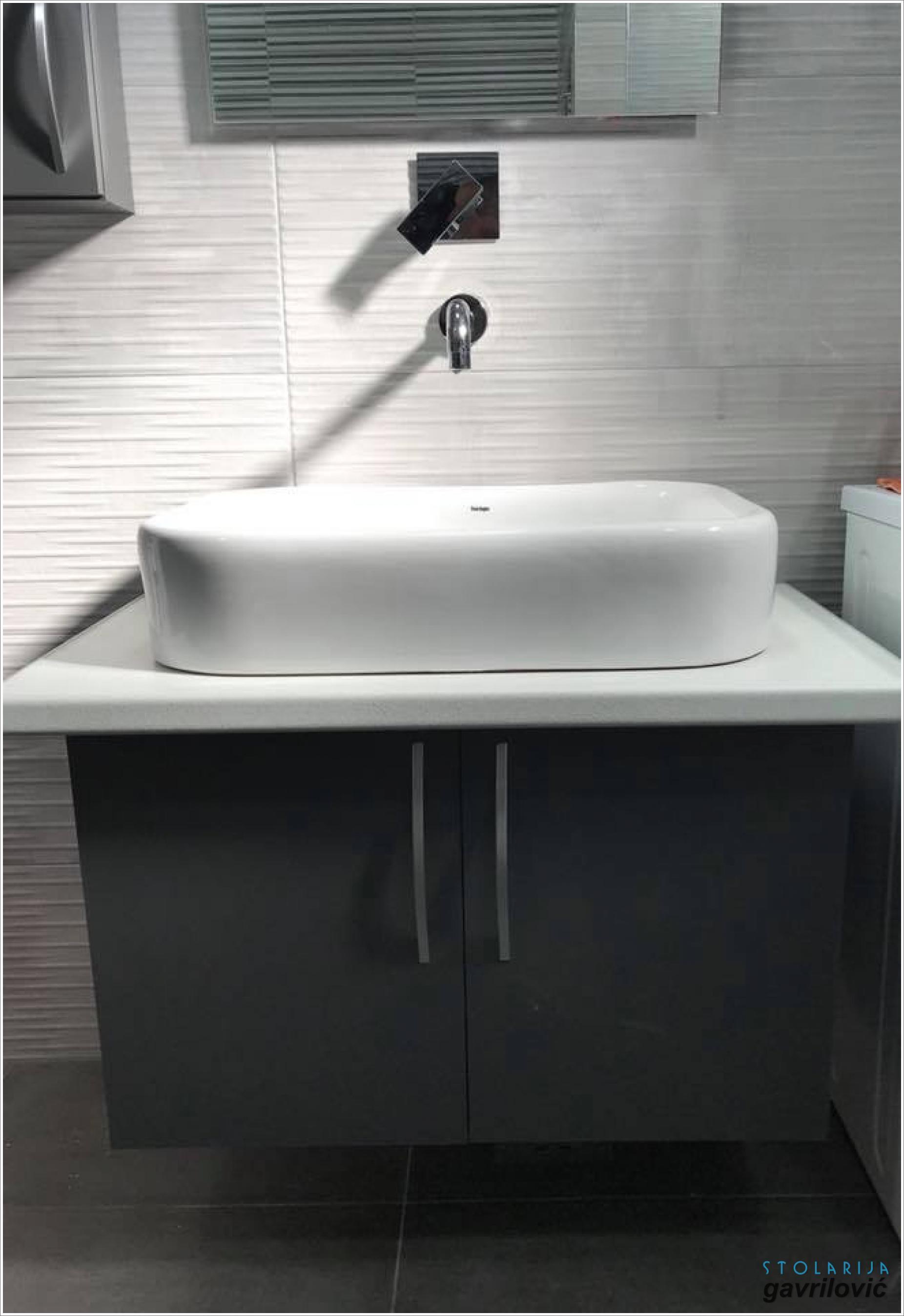 Elementi za kupatilo - stolarija Gavrilović 03
